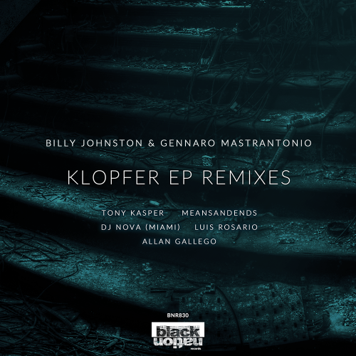 Klopfer EP Remixes